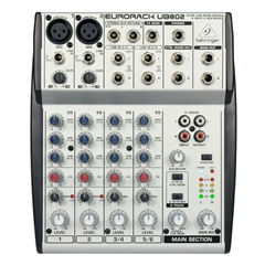 FMUSER Берінгер EURORACK UB802 Audio Mixer